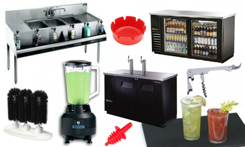Essential Bar Supplies And Equipment
