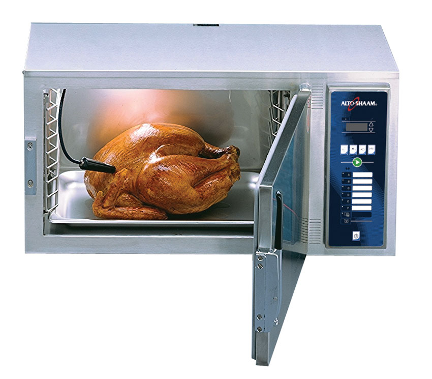 The AS-250 Countertop Cook & Hold Oven.