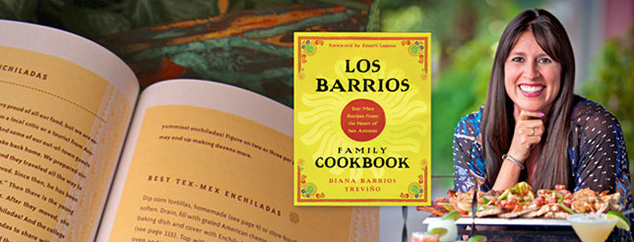 The Los Barrios Family Cookbook.