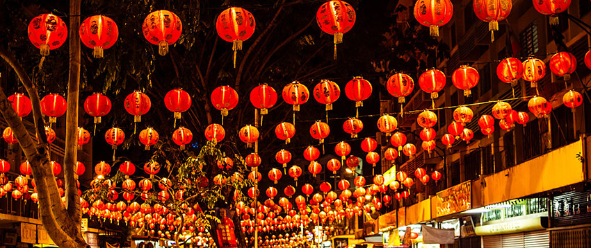chinese new year lanterns - Chinese New Year Superstitions