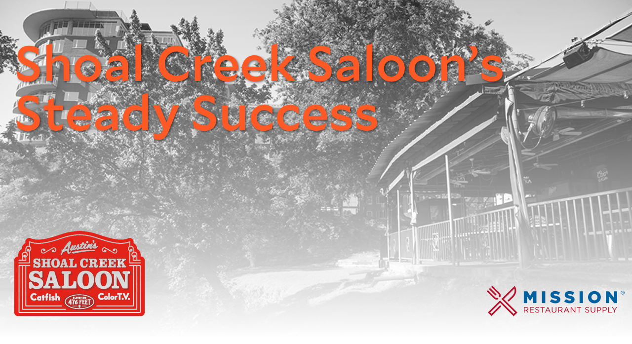 Shoal Creek Saloon's Steady Success
