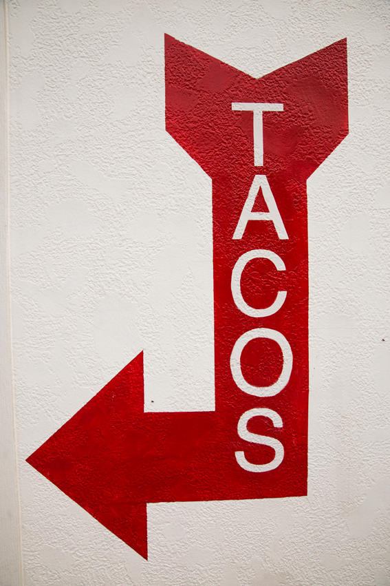 Turn for tacos!