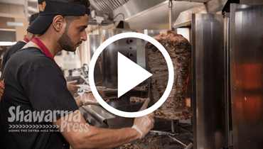 Shawarma Press