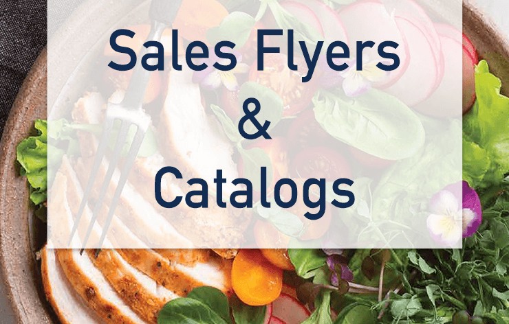 View or Download Our Sales Flyer and 2020 Catalog
