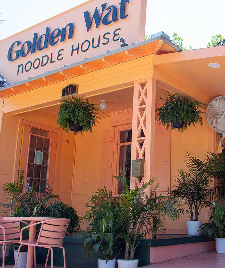 In Their Words: Golden Wat Noodle House