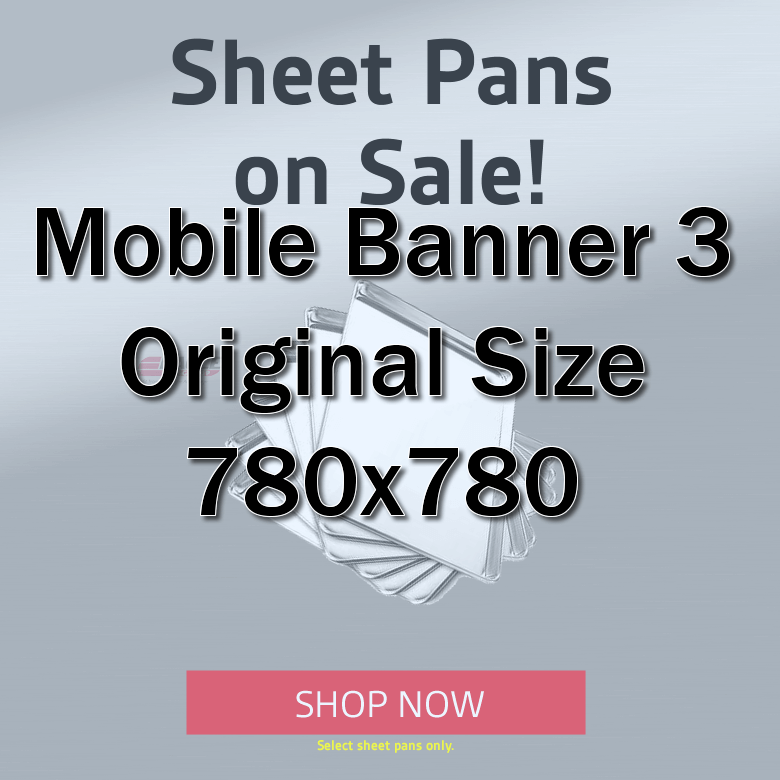 Sheet Pans on Sale