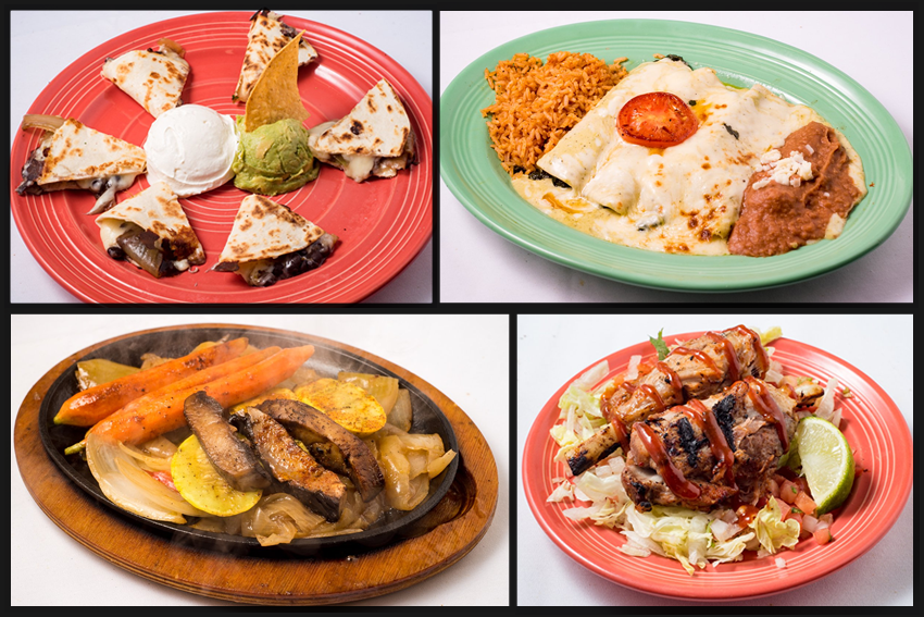 Fresh ingredients make all the menu selections a feast for the senses at La Playa Mexican Grille.
