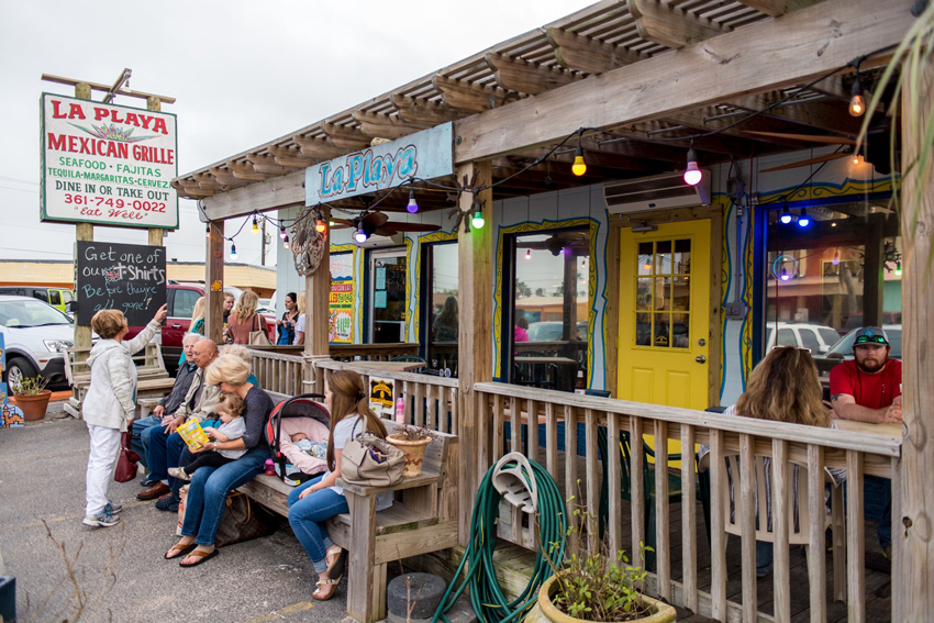 Bring the whole family to a staple of Port A, and enjoy some delicious Tex-Mex cuisine.