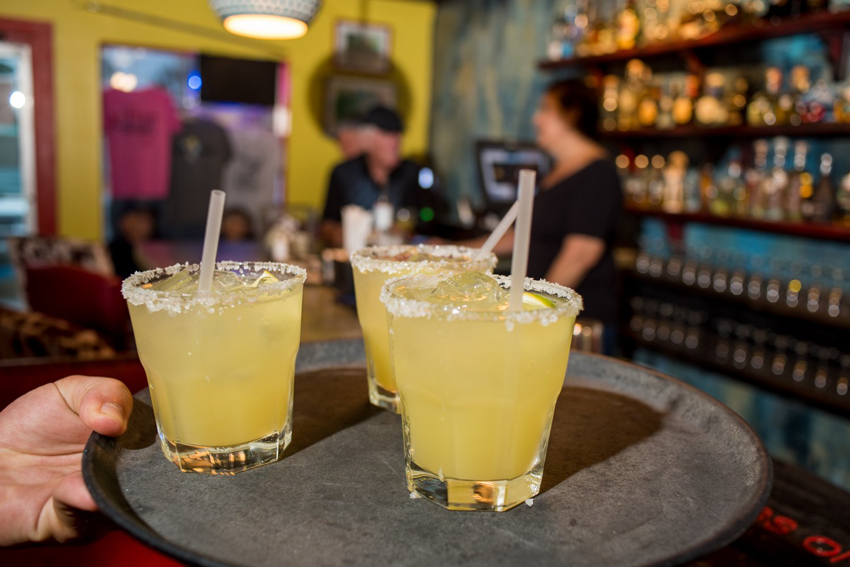 Margaritas are a hit on Fridays... or any other day when paired with fajitas!