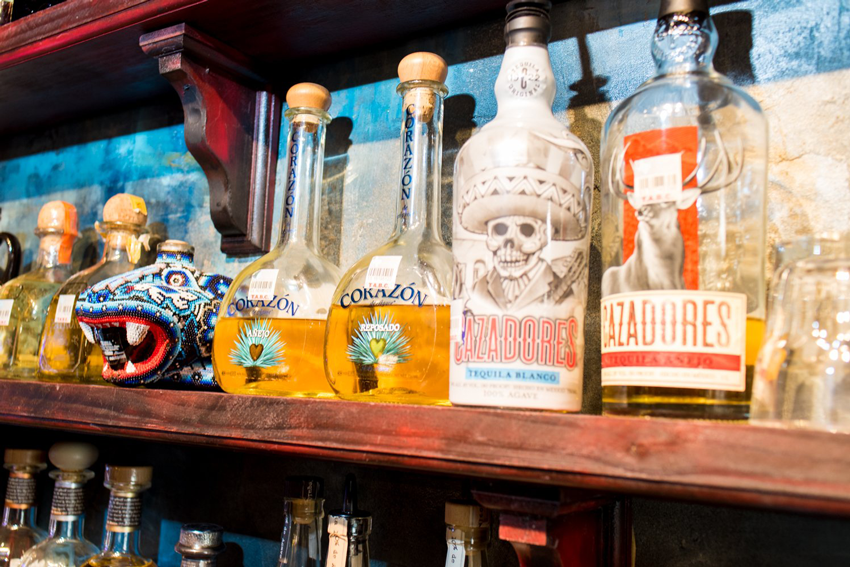 What's your favorite tequila? We're sure you'll find it at the bar!