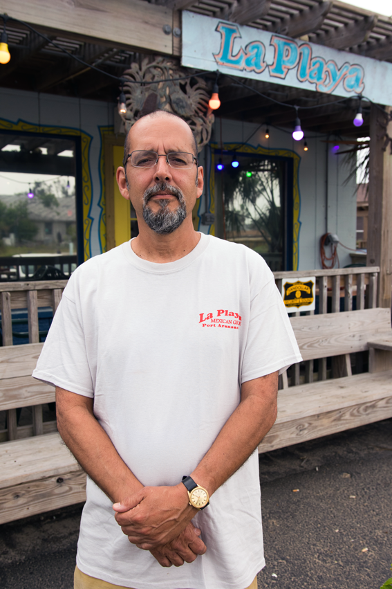 Restaurateur Greg Villasana is the owner of  Playa Mexican Grille.