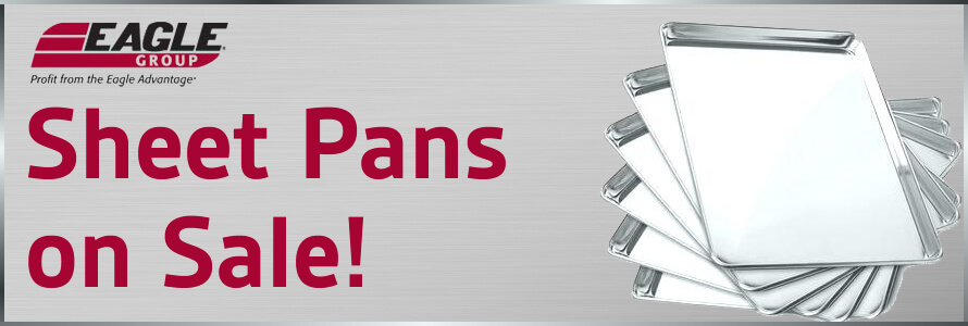 Buy 12 or more Eagle Sheet Pans for a Discounted Price